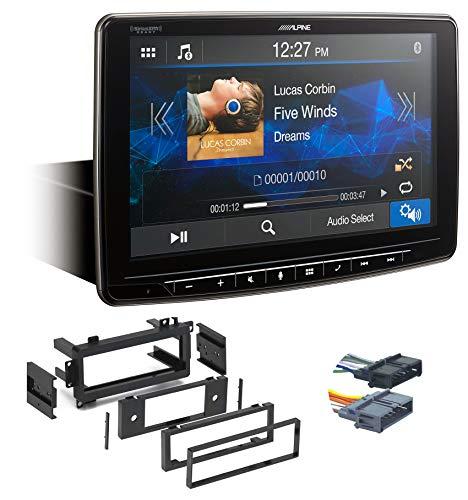 Alpine Digital Media Bluetooth Receiver w/CarPlay for 93-98 Jeep Grand Cherokee