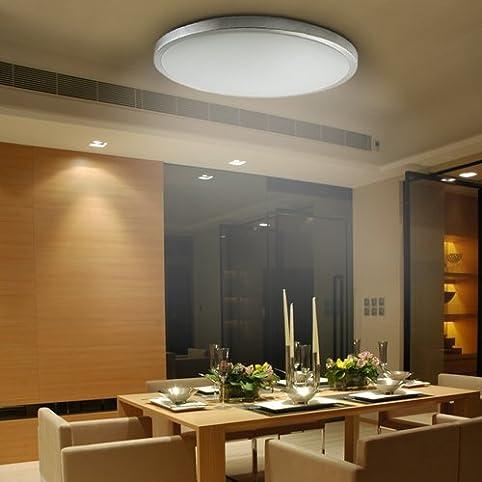 Lu-Mi® LED Deckenleuchte 18W Rund Badlampe Designleuchte ...