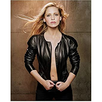 Buffy the Vampire Slayer 8x10 Photo Sarah Michelle Gellar Unzipped ...