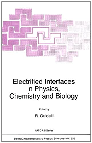 Electrified Interfaces in Physics, Chemistry and Biology
