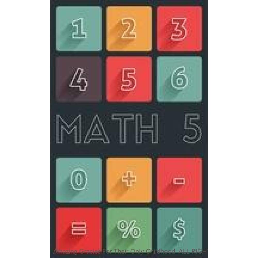 The Cambridge Academy Math 5
