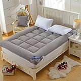 DHWJ WCCT Stereo mattress,Tatami folding mattresses,Non-slip bed mat-A 180x200cm(71x79inch)