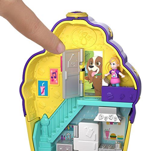 Polly Pocket Sweet Treat Compact Multicolor by Polly Pocket (Image #1)