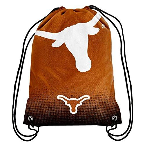 2016 NCAA College Team Logo Drawstring Backpack Bag - Pick Team (Texas Longhorns)