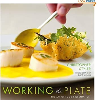 Free working the plate: the art of food presentation | online.