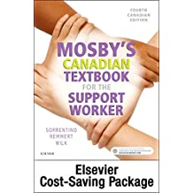 Mosby's Canadian Textbook for the Support Worker - Text and Workbook Package
