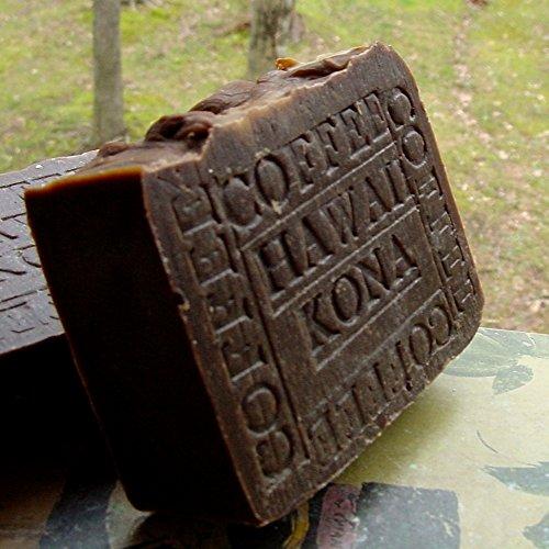 Kona- Coffee Soap - All Natural Artisan Soap ()