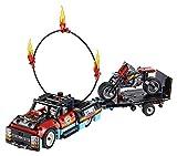 LEGO Technic Stunt Show Truck & Bike