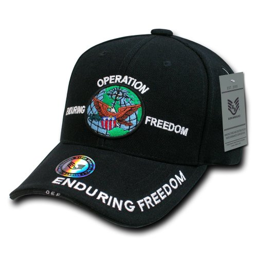 Rapiddominance Open End DeLuxe Military Cap, - Op Mall