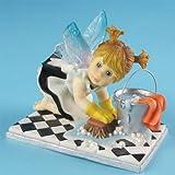 My Little Kitchen Fairies from Enesco Little Scrubber Fairie Figurine 3.75 IN