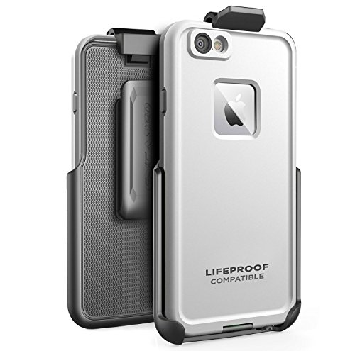 Belt Clip Holster for LifeProof FRE - iPhone 7 (case not included) (By Encased)