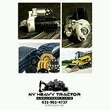 Caterpillar 3335930 333-5930 Motor Gp Starter Cat Caterpillar 247B 257B 226B 242B Starting