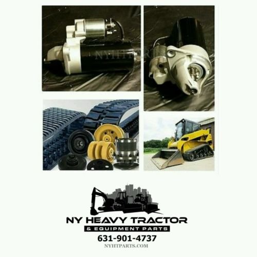 Caterpillar 3392900 339-2900 Motor Gp Starter Cat Caterpillar 247B 257B 226B 242B Starting