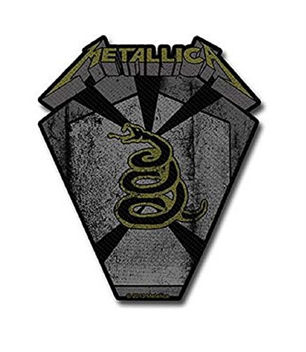 Metallica Pit Boss Classic Logo Official New Black, used for sale  Delivered anywhere in Canada