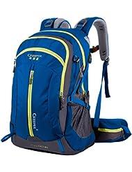 Waterproof Hiking Backpack, 60L Nylon Large Capacity Internal Frame to meet Sport Camping Travel Trekking Rucksacks...