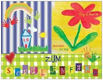 Sprüchekarte Sprüche Zum Schulanfang Zur Einschulung Kinder