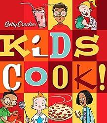 Betty Crocker Kids Cook! (Betty Crocker Cooking)