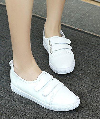 de Scratch Femme Aisun Sneakers Tennis Classique Chaussures OUIxq0w