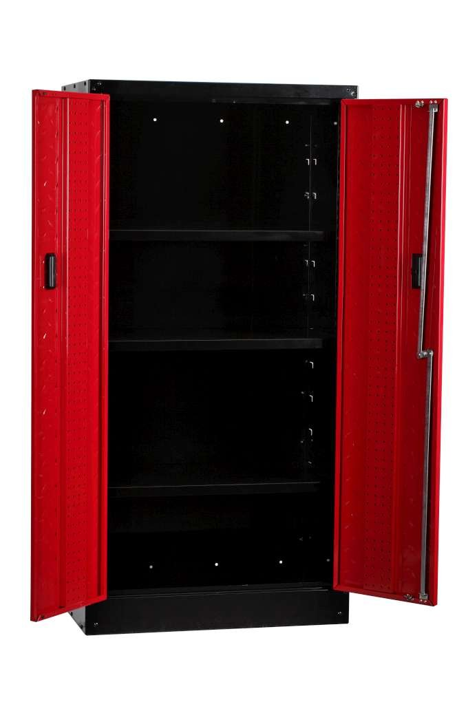 Hilka GTC2DR Garage Tall Cabinet: Amazon.co.uk: DIY & Tools