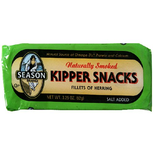how to eat canned kippers