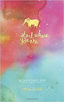 Image result for stay where you are week at a glance diary