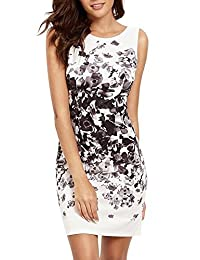 Elevesee Women's Floral Bodycon Cocktail Party Summer Dresses