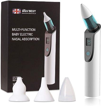Mouche Bébé Aspirateur Nasal De Nez Avec Charge USB sûr et