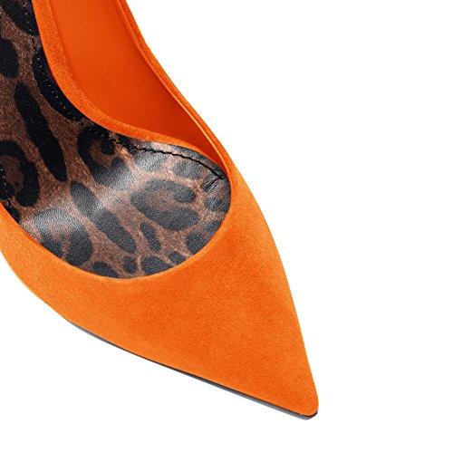 Leopardata Punta Con Donna Cm 7inches D 4 Punta Stampa A 12 Da Lucida Stiletto S8TwII