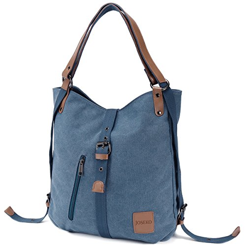 Womens Canvas Handbags - 3