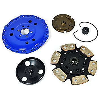 PPC RACING STAGE 3 CLUTCH KIT VW 3/1994-98 GOLF JETTA MK3 95-02 CABRIO 2.0L SOHC