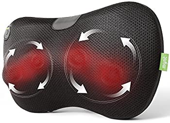 Mynt Shiatsu Heating Pads Massage Pillow