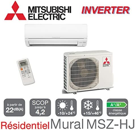 Mitsubishi - Msz-hj35va: Amazon.es: Hogar
