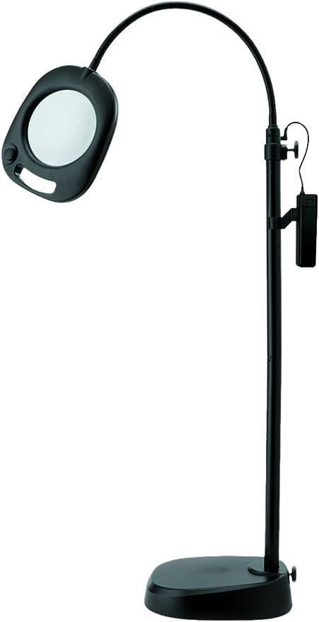 Lampe loupe à led Daylight EN1091 black