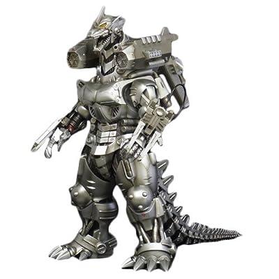"X-PLUS Godzilla Series: Tokyo S.O.S. Mechagodzilla 2003 Action Figure, 12"": Toys & Games"