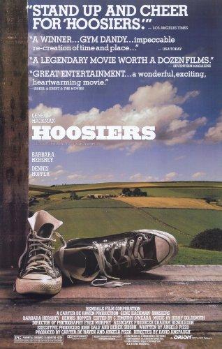 Hoosiers - Movie Poster - 11 x 17 ()
