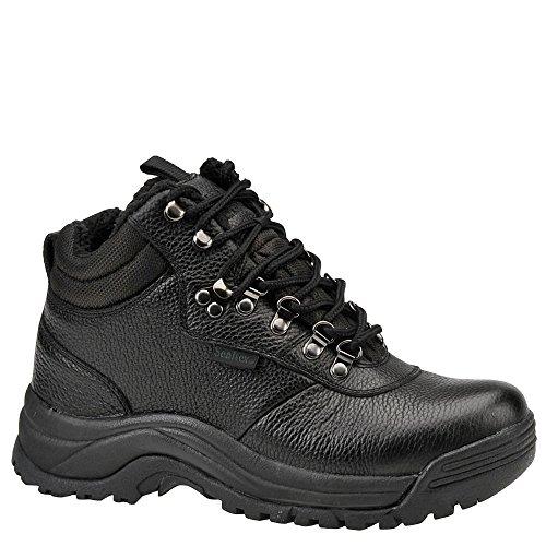 (Propet Men's Cliff Walker II Hiker 12 2E US Black)