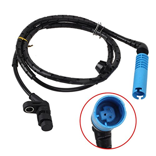 AUTEX ABS Wheel Speed Sensor Rear Left/Right SSF000021 ALS1509 compatible with Land Rover Range 2003 2004 2005 ()