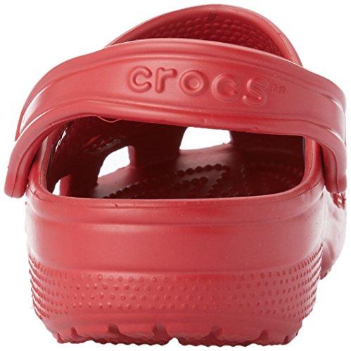 ... Crocs Unisex Klassiske Tette Pepper Tette / Mule Menns 4, ...