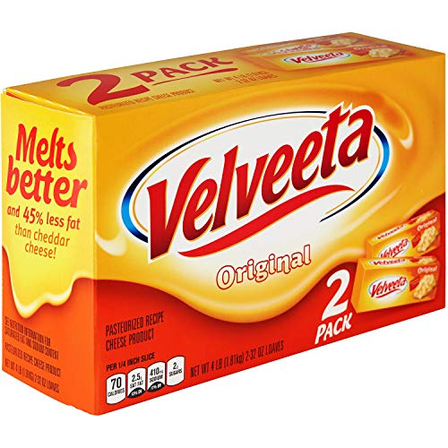 Block Of Cheese (Velveeta Original Cheese, 64)