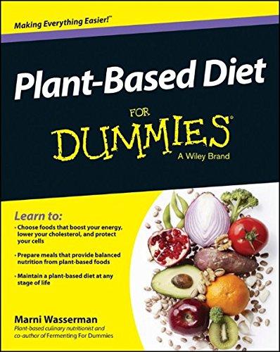 Based Diet (Plant-Based Diet For Dummies)
