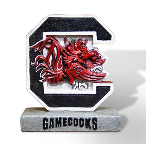 Stone Mascots - University of South Carolina Gamecock College Stone Mascot by Stone Mascots