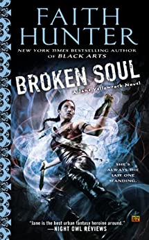 Broken Soul: A Jane Yellowrock Novel by [Hunter, Faith]