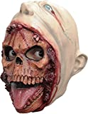 Child Size Blurp Charlie Mask Kids Scary Skull Monster Mask Halloween