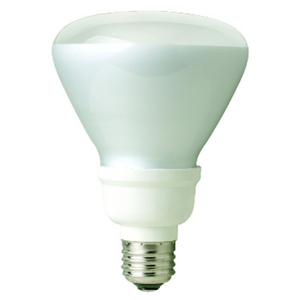 Tcp 2r3016 16 Watt R30 Compact Fluorescent Flood 75 Equivalent 2700k Bulbs Com