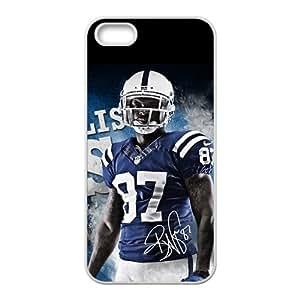 colts 37 Reggie Wayne Phone Case for iPhone 5S Case