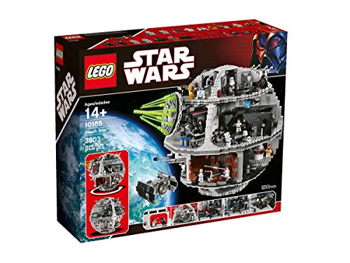 Full Scale High End - LEGO Star Wars Death Star (10188) (Discontinued by manufacturer)