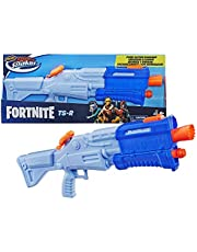 Fortnite TS-R Nerf Super Soaker Water Blaster Toy -- Pump Action -- 36 Fluid Ounce Capacity -- for Kids, Teens, Adults