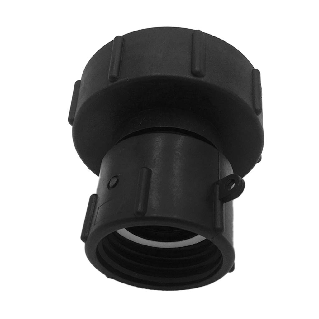 3inch NPT Female Pipe Thread - Valve Fittings for Garden//Yard IBC Water Tank Hose Adapter Quick Connectors