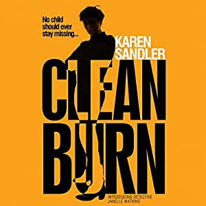 Clean Burn Audiobook