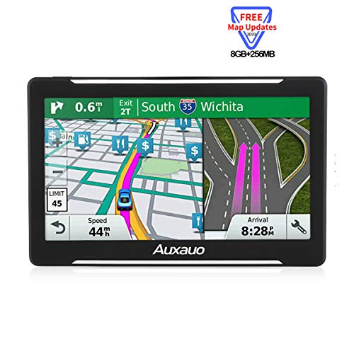 GPS Navigation for Car, 7-inch P...